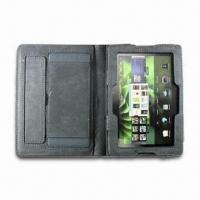 Wholesale Folio Leather Case for RIM's BlackBerry PlayBook, Provides Anti-shock Function from china suppliers