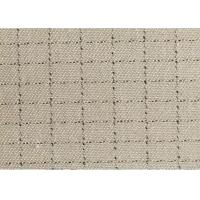 Protective Clothing Electrostatic Fabric 5mm X 5mm Grid Carbon 100% Cotton for sale