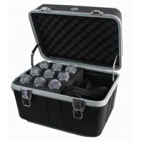 Best ABS 9pcs of Microphone Storage Rack Case wholesale