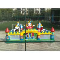 Wholesale Commercial Grade Giant Inflatable Amusement Park For Outdoor Made Of Top Quality From Guanzhou Inflatable Factory from china suppliers