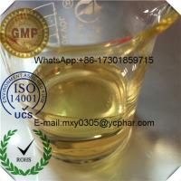 Boldenone Undecylenate 13103-34-9 Yellow Oil 200mg/ml Bold  Undecylenate Recipe
