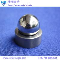 Wholesale Grinding polished tungsten carbide ball and valve seats excellent performance tungsten carbide ball and seat from china suppliers