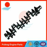Wholesale CUMMINS engine parts exporters, 6CT-8.3 forged crankshaft for Hyundai excavator R300-5 from china suppliers