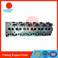 Wholesale excavator cylinder head manufacturer Volvo D6D cylinder head for EC210B from china suppliers