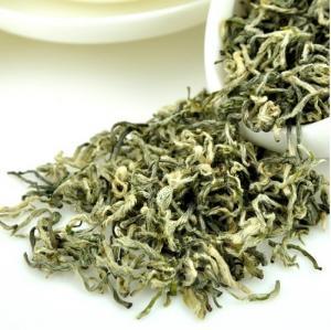 Wholesale High Grade Chinese Bi Luo Chun Green Tea , Organic Loose Leaf Green Tea from china suppliers