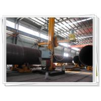 China Fit Up Automatic Tank Turning Rolls / Welding Turning Rolls High Speed on sale