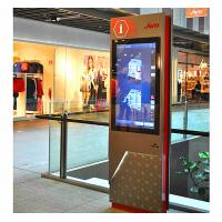 China Shopping Mall Interactive Wayfinding Kiosk / Self Service Terminal With Multi Language Support on sale
