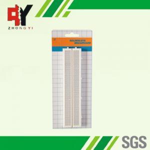 One Terminal Strip Electronics Breadboard 1000MΩ min 17.4×3.85×0.85 cm
