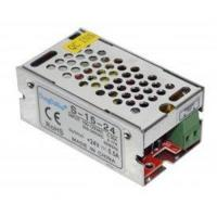 China Low Noise Standard LED 12v Regulated Power Supply 15W IP20 0.073KG/PCS EN55022 Class A on sale