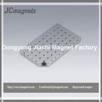 Square Block Permanent Neodymium NdFeB Magnets for sale for sale
