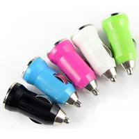 Wholesale Micro USB Car Charger For Mobile Phones , Dual USB Port / Single Port USB from china suppliers