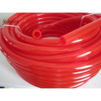 Buy cheap Compressored Air Polyurethane Pneumatic Tubing , Good Elasticity Pneumatic Tube Fittings from wholesalers