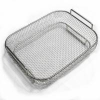 304 Stainless Steel Wire Mesh Baskets For Medical Device Sterilization for sale