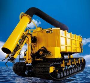 Underwater Suction Filter Mining Dredge ROV VVL-LD600-4000 for Underwater Mining Suction