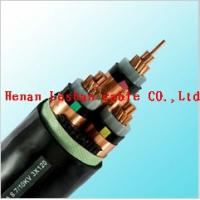 China copper conductor xlpe insulated high voltage power cable on sale