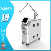 Wholesale Sanhe Beauty New Cheap CE Approval NdYag QSwitch Laser For Removing Tattoo from china suppliers