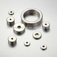 Buy cheap Excellent Performance Neodymium Magnet Ring from wholesalers