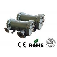 China Tubular Type Tube Type Heat Exchanger Copper Tube Bundle With Triple System on sale