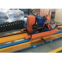 Wholesale Semi-Automatic Manual Type Metal Circular Cold Cut Pipe Saw / Pipe Cutting Beveling Machine from china suppliers