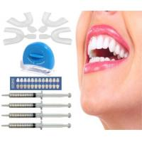 Wholesale OEM Provide Teeth Whitening Bleaching 40cc Blue Laser LED White Light Home Kits Strong Gel from china suppliers