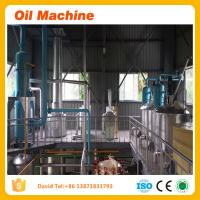 Wholesale Automatic 100 TPD Corn / Maize Oil Making Equipment Corn Oil Press Machine from china suppliers