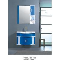 Wholesale 80 X47/cm PVC bathroom cabinet / wall cabinet / hung cabinet / white color for bathroom from china suppliers