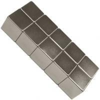 China block N52 rare earth permanent neodymium magnet for wind generators for sale