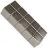 N33-N52 sintered permanent neodymium magnet block for DC motors for sale
