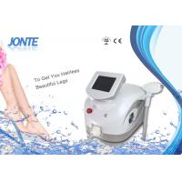 China Portable 808nm Diode Laser Depilation / Home Laser Hair Removal Machines on sale