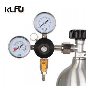 Wholesale Draft Beer 2000PSI Kegerator Pressure Gauge from china suppliers