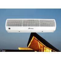 Best Low Noise Compact Air Curtain 40 Inch , Door Air Cutter With Touch Switch wholesale