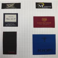 Wholesale high quality cheap direct factory wholesale hot sale new custom satin woven labels from china suppliers