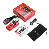 China AL319 Car Engine Tester , KONNWEI KW680 Car Diagnostic Tool Support XP WIN7 WIN8 WIN10 System for sale