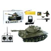 China RC tank with smoke---U.S.M41A3 for sale