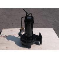 Wholesale Commercial Rigid Sewage Pump Single Stage With Teco Motor High Performance from china suppliers