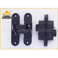 Wholesale Italian Type 180 Degree Concealed Invisible Door Hinges Hardware 60kg from china suppliers