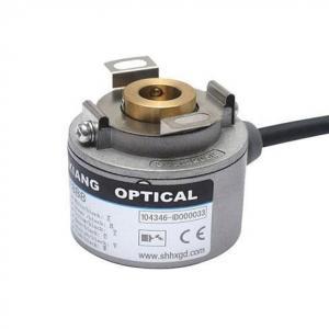 Buy cheap K35 UVW singal 12 wires incremental servo motor encoder from wholesalers