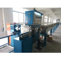 China Full automatic CE Certification 380V Voltage silicone rubber wire cable extrusion machine line for sale