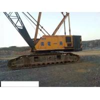 China 150 Ton Crawler Crane For Sale on sale