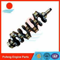Wholesale Motor Parts Accessories Mitsubishi S4Q2 crankshaft for forklift 32C20-05060 from china suppliers