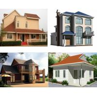 Wholesale Durable Flexible Steel Frame Homes , Fast Construction Prefab Container Homes from china suppliers