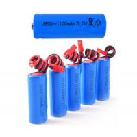 Buy cheap Steady Performance Electric Shaver Battery Pack With 1100mah Capacity , 1S1P 3 from wholesalers