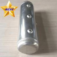 China aluminum air reservoir for bus for sale