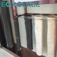 Best Fiberglass  Dust Collector Filter Bags Stainless steel Rings PTFE membrane wholesale