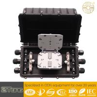 Wholesale 6 Inlet / Outlet Ports Fiber Optic Joint Enclosure Waterproof GJS-4007 from china suppliers