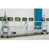 Safety Electric Suspended Access Platform Systems for Building Working