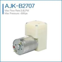 Wholesale high flow rate mini vacuum pump from china suppliers