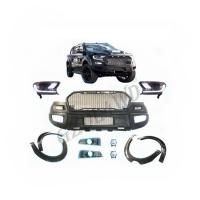 Wholesale Ford Ranger Wildtrak Raptor Facelift Body Kits With LED Headlights from china suppliers