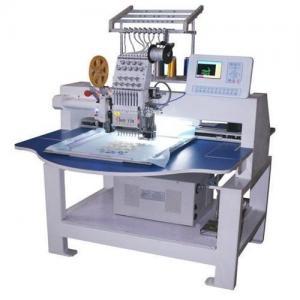 China Computerized embroidery machine on sale