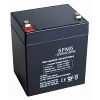 Wholesale 12v 5ah DC power or Diesel rotary UPS, Telecom valve regulated lead acid Vrla Batteries from china suppliers